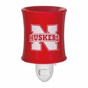 University of Nebraska mini Scentsy warmer